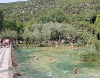 N. P. Krka – Park Swimming Area