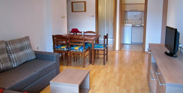 Family Apartment 4+1 (1st floor)