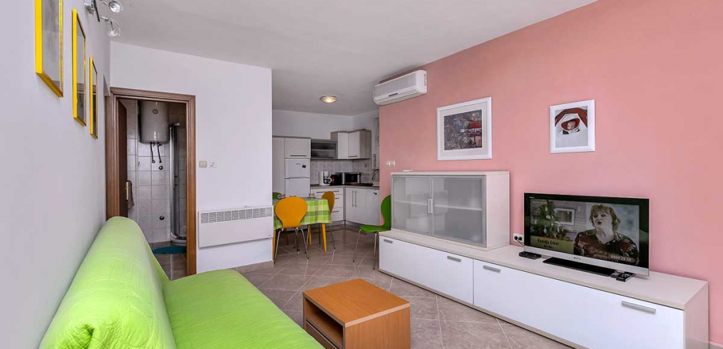 Family Apartment 4+1 (Ground floor)